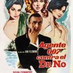La saga James Bond (1) – 007 contra el Dr. No