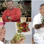 Los chefs de la tele: ¿éxito también detrás de los focos?