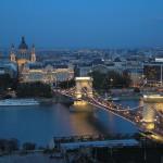 Buda y Pest, dos ciudades ligadas por el Danubio