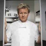 ¿Dónde come Gordon Ramsay?