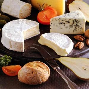 plato de quesos