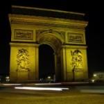 El Arco del Triunfo – París