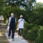 Caminar, un ejercicio saludable