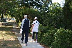 caminar pasear