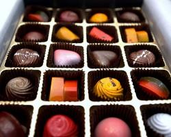 alimentos antidepresivos chocolate
