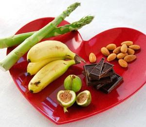 comida afrodisiaca