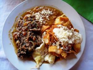 desayuno en Ghana