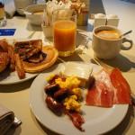 Desayunar carbohidratos