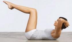 ejercicios de pilates para el abdomen
