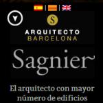 Antonio Sagnier presenta EnricSagnier.com