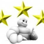 El origen de las Estrellas Michelin