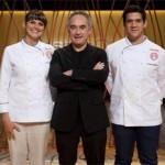 Juan Manuel de camarero a ganador del primer MasterChef España