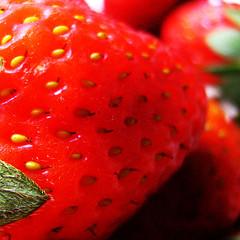 fresas fruta