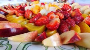 fruta madurar