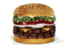 lo que más engorda hamburguesa