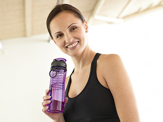 hidratacion agua running