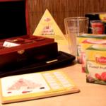 Pirámides Lipton, la nueva forma de tomar té