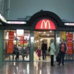 McDonalds vegetariano en India