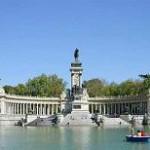 El Parque del Retiro de Madrid