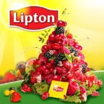 Pirámides Lipton: La nueva idea del té