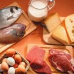 Carbohidratos, proteínas y grasas en una dieta sana