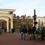 Puente Magere Brug – Ámsterdam