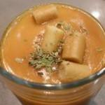 Receta de Gazpacho con Naranja y Pimiento