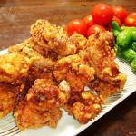 Receta de Karaage (Pollo Frito)