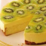 Receta de Pastel de Kiwi