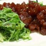 Receta de Sashimi de Atún con Sésamo