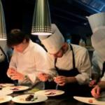 El restaurante Angle de Jordi Cruz, en Barcelona