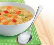 sopa salud